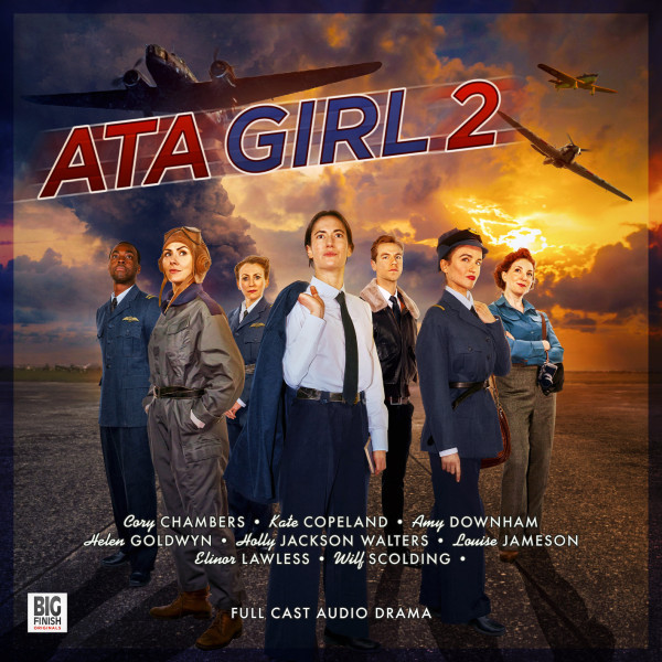 Chocks away for ATA Girl 2!