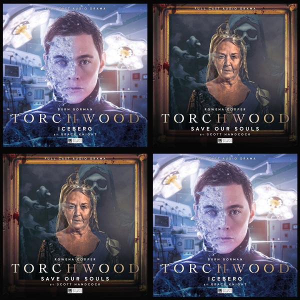 Burn Gorman and Rowena Cooper back for more Torchwood adventures