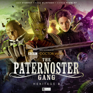 Strax, Vastra and Jenny are back for The Paternoster Gang - Heritage 3