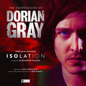 New Dorian Gray audio release for FREE!