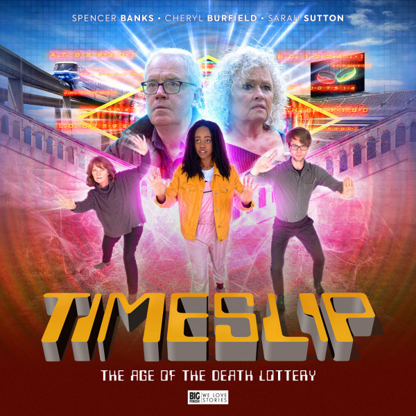 Timeslip: The Age of the Death Lottery OUT NOW!