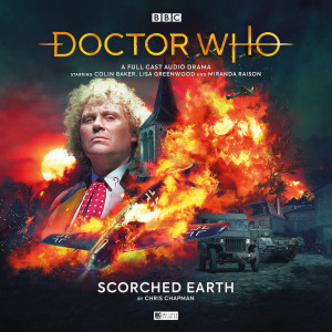 Flames in France! Doctor Who - Scorched Earth is out now.