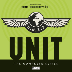 UNIT - The Complete Series, out today!