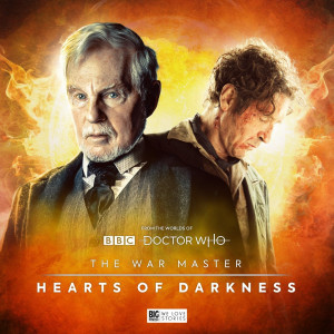 Sir Derek Jacobi v Paul McGann as The War Master returns