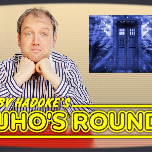Doctor Who - Toby Hadoke's Who's Round (January 2013 #2)