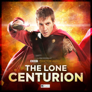 Rory Williams is The Lone Centurion!