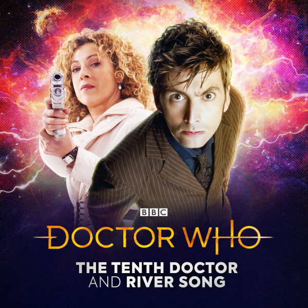 David Tennant and Alex Kingston - together again!