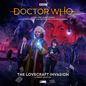Doctor Who - The Lovecraft Invasion is out now!