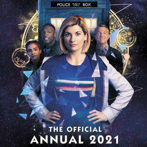 Doctor Who - The Official Annual 2021 announced as part of Time Lord Victorious