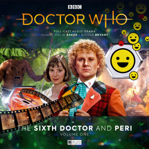Back to 1986! The Sixth Doctor and Peri