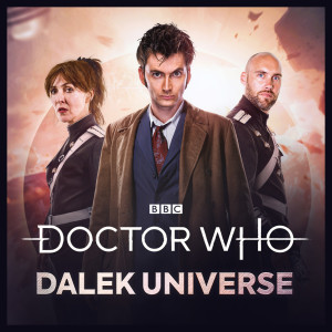 David Tennant enters the Dalek Universe