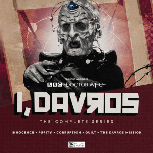 I, Davros - The Complete Series is out now!
