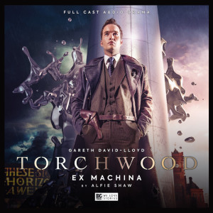 Gareth David-Lloyd is Cardiff's last hope in Torchwood - Ex Machina