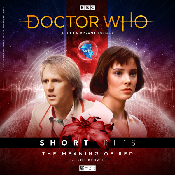 Nicola Bryant performs Doctor Who – Short Trips - The Meaning of Red