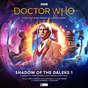 Davison vs Daleks! New Doctor Who audio