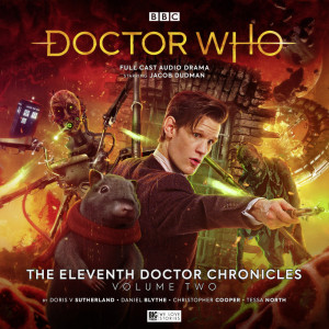 The Eleventh Doctor returns to audio