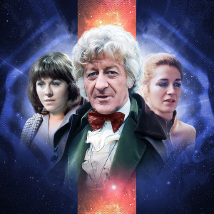 New classic Doctor Who - 1970s style!
