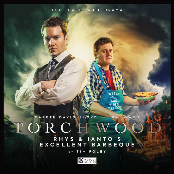 Join Torchwood's Rhys and Ianto for an Excellent Barbecue