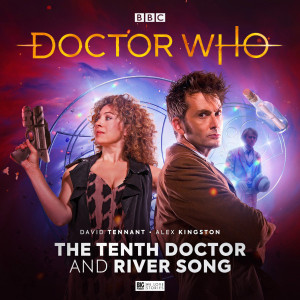 A reunion for the Tenth Doctor and River Song