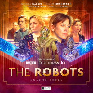 Nicola Walker in a Robot revolution