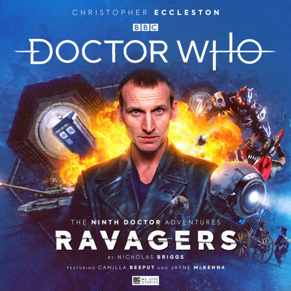 Ninth Doctor Adventures revealed