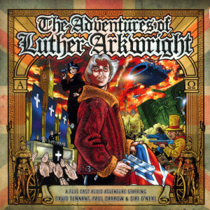 Luther Arkwright Podcast