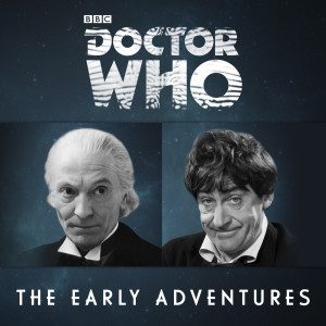 Doctor Who: The Early Adventures Announced!