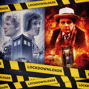 It's a FREE double Doctor Who download!