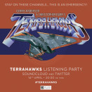 Big Finish Terrahawks Listening Party!
