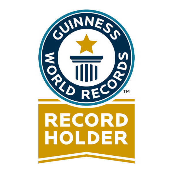 Big Finish receives a GUINNESS WORLD RECORDS™ title