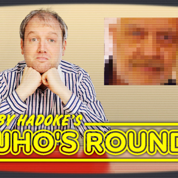 Doctor Who: Toby Hadoke's Who's Round 6 (February #4)