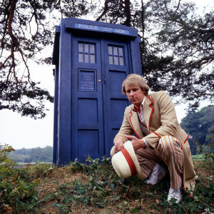 The Fifth Doctor turns Forty!