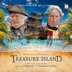 Treasure Island Released - Starring Tom Baker!