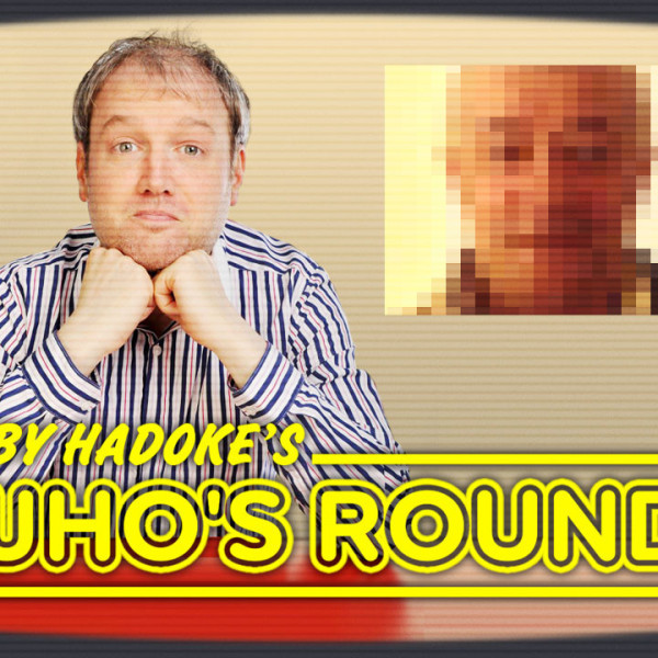 Doctor Who: Toby Hadoke's Who's Round 9 (February #10)