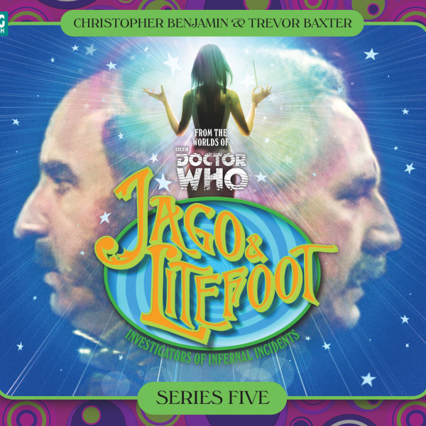Jago & Litefoot Series Five Released!