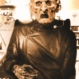 Saturday 28 January is Davros Day at bigfinish.com!