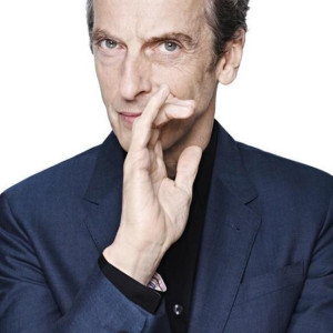Peter Capaldi IS the Doctor!