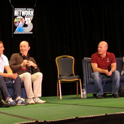 Big Finish Stars at the Gallifrey One Convention