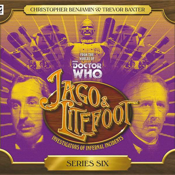 Jago & Litefoot Series Six Released!