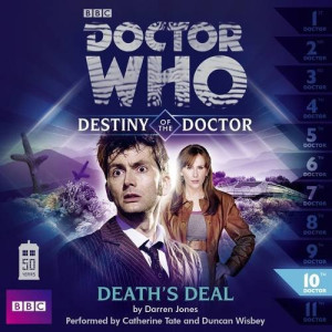 Doctor Who: Death's Deal Out Now!