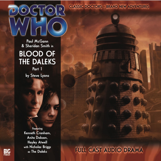 Free Doctor Who audio to download!