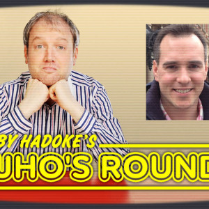 Doctor Who: Toby Hadoke's Who's Round 34 (October #02)