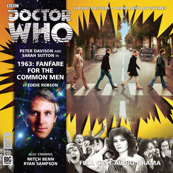 Doctor Who: Fanfare For the Common Men Episode One (October #09)