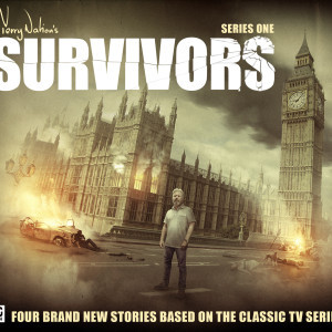 Survivors Series One Cover Revealed