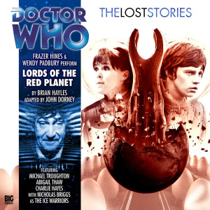 Doctor Who: Lords of the Red Planet Released
