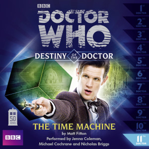 The Time Machine on CD from Big Finish