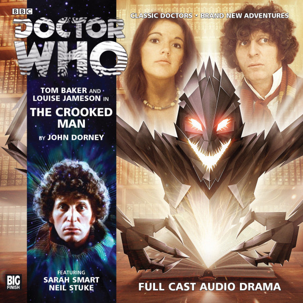 New Fourth Doctor Covers Revealed