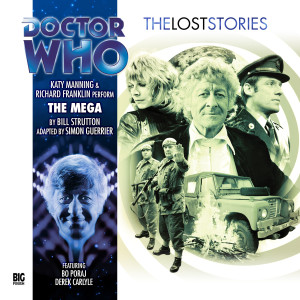 Doctor Who: The Lost Stories Ends With The Mega