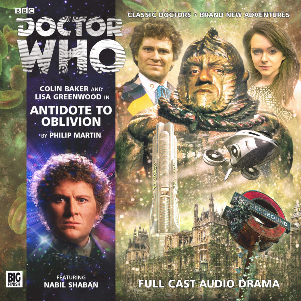 Doctor Who: Antidote to Oblivion Out Now