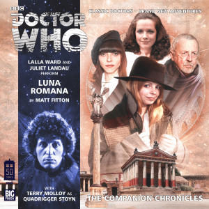 Doctor Who - The Companion Chronicles: Luna Romana Released